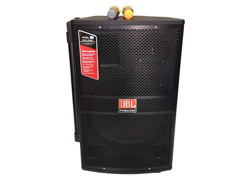 Loa kéo JBL DX-9000, loa thùng gỗ hát karaoke, công suất max 600W