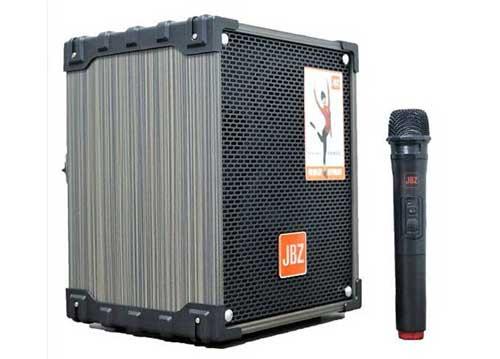 Loa kéo di động JBZ NE-106, loa karaoke mini, bass 1.5 tấc