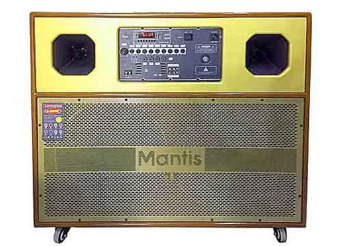Loa kéo di động NA789, loa karaoke cao cấp, max 1000W