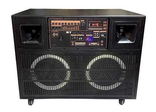 Loa kéo di động Nexo TB-9200, 6 đơn vị loa, power max 800W