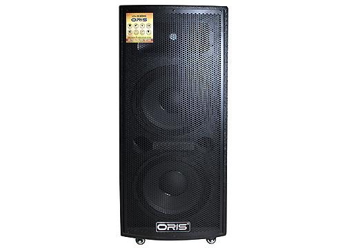 Loa kéo di động ORIS TO-822 bass đôi