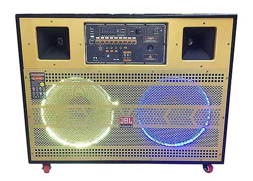 Loa kéo di động P140, dàn karaoke công suất lớn