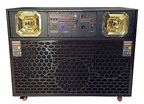 Loa kéo di động P9999, loa tủ TV, công suất rất mạnh mẽ