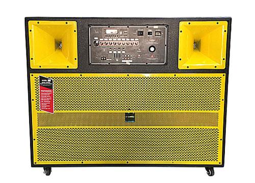 Loa kéo di động Pro-98, loa karaoke công suất lớn- max 1400W