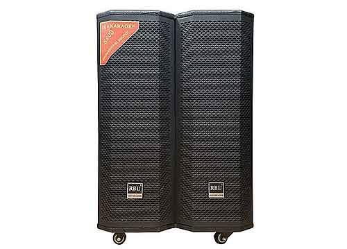 Loa kéo di động RBLR15-S2, dòng loaHigh-End Audio, công suất 400W