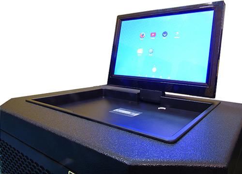Loa kéo di động Sansui SA2-15 LCD 12 inch