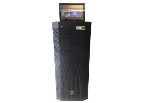 Loa kéo SANSUI SA2-15 , loa di động có màn hình cảm ứng 14 inch