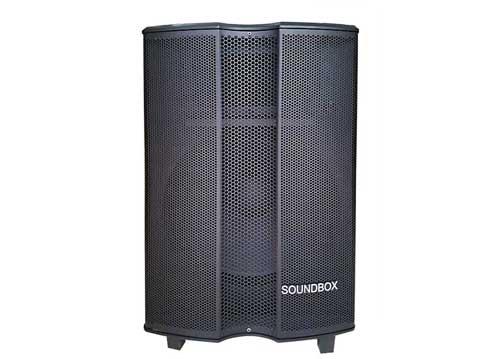 Loa kéo di động Soundbox S-02B 4 tấc | phân phối sỉ lẻ loa kéo-TPHCM