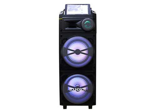 Loa kéo di động Soundbox S10B 3 tấc đôi