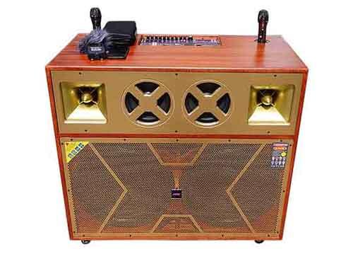 Loa kéo di động T8000, loa karaoke cực đỉnh , max 1400W