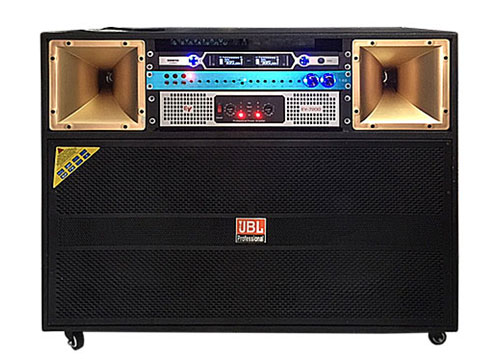 Loa kéo di động T889, loa hát karaoke công suất cực khủng