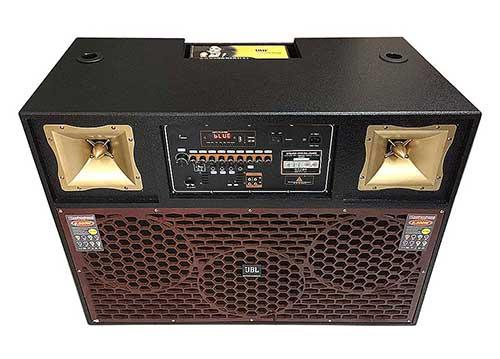 Loa kéo di động TA-3700, Loa karaoke kiểu kệ tủ, RMS 400W