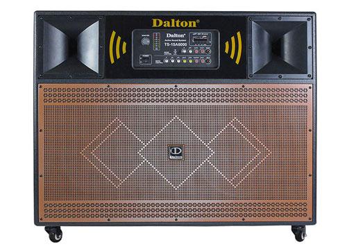 Loa kéo điện Dalton TS-15A6000, công suất cực khủng 2200W