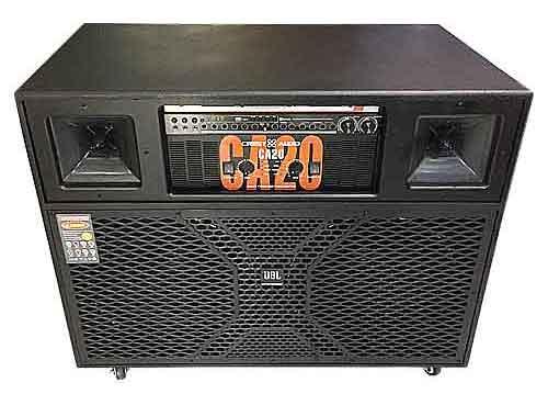 Loa kéo điện J3300, loa karaoke công suất lớn, max 1000W