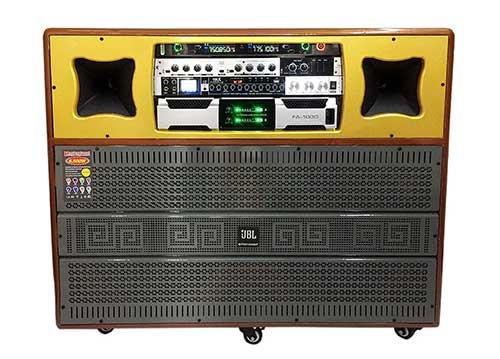 Loa kéo điện T8686, dàn âm thanh cao cấp, max 1000W