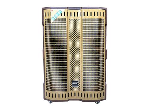 Loa kéo DK-9818 Pro, loa di động bass 5 tấc, max 800W