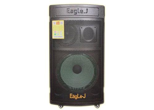 Loa kéo Eagle.J EK8-12, loa chuyên karaoke, vỏ gỗ 3.5 tấc