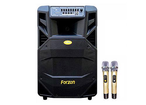 Loa kéo Forzen FC-18M, loa vali kéo hát karaoke 5.5 tấc