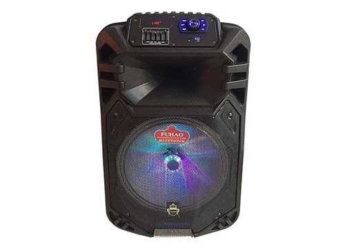 Loa kéo Fuhao FHB15, loa karaoke 4.5 tấc, công suất max 500W