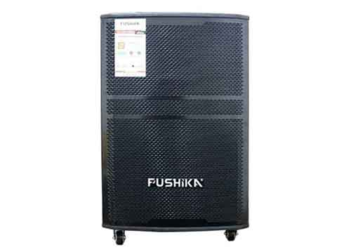 Loa kéo Fushika PK-04, loa karaoke di động, bass 4 tấc