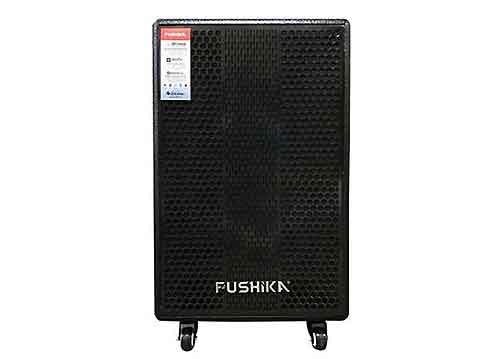 Loa kéo Fushika PK-11, loa hát karaoke trên ứng dụng KaraPro