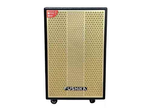 Loa kéo Fushika PK-514, loa karaoke 3 đường tiếng, max 700W