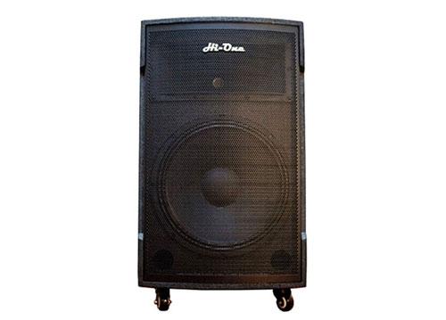 Loa kéo Hi-one HM-B1515S, loa gỗ cao cấp, bass 4 tấc