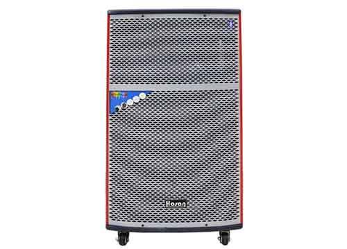 Loa kéo Hosan DX305C, loa karaoke gỗ 4 tấc, hát karaoke rất hay