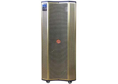 Loa kéo Hoxen L288, loa di động karaoke có 2 bass 4 tấc