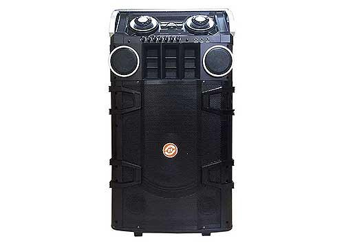 Loa kéo Hoxen LD15, loa di động 4.5 tấc, karaoke cực hay