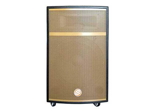 Loa kéo Hoxen LP2-15M, loa gỗ bass cực lớn, công suất đạt max 800W