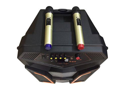 Loa kéo J-15B, loa karaoke di động 4.5 tấc, max 300W
