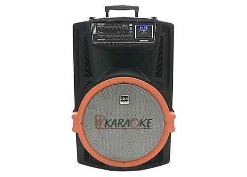 Loa kéo JBA J-503, loa karaoke có tay kéo, bass 5 tấc