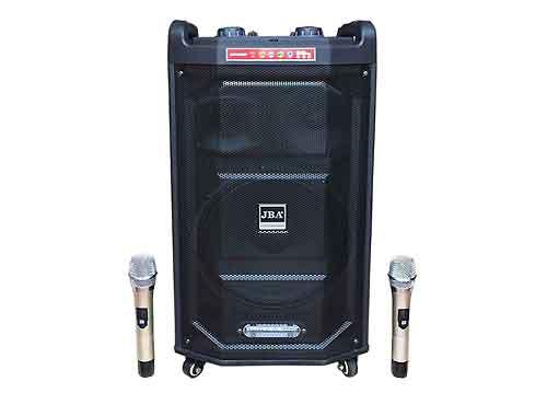 Loa kéo JBA SK898-12, loa karaoke gia đình, bass 3 tấc
