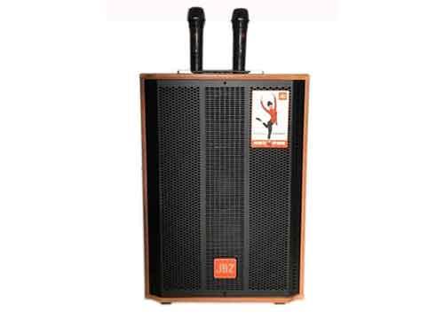 Loa kéo JBZ J6, loa hát karaoke có tay kéo, bass 1.5 tấc