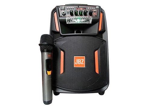 Loa kéo JBZ JB+0802, loa karaoke 2.5 tấc, bass cực mạnh