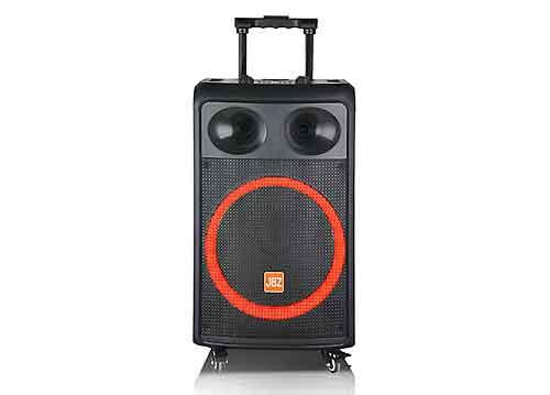 Loa kéo JBZ JB+0818, loa karaoke 2.5 tấc, max 160W