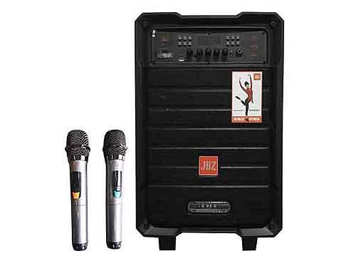 Loa kéo JBZ JB+1013, loa karaoke vỏ gỗ, công suất đỉnh 400W