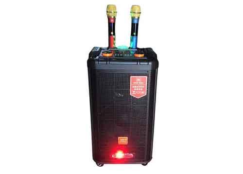 Loa kéo JBZ JB+1017, loa karaoke 2 đường tiếng, bass 2.5 tấc