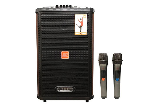 Loa kéo JBZ JB+1211, loa di động karaoke 3.5 tấc, max 120W