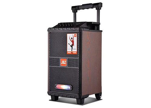 Loa Kéo JBZ JB+1211, loa karaoke di động vỏ gỗ 3.5 tấc