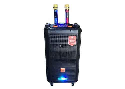 Loa kéo JBZ JB+1217, loa karaoke có tay kéo, bass 3 tấc