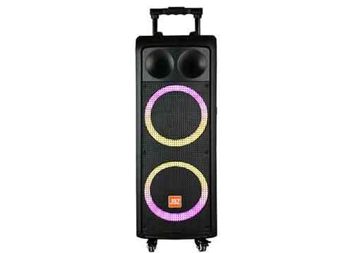 Loa kéo JBZ JB+1219, loa karaoke di động 2 bass, max 700W