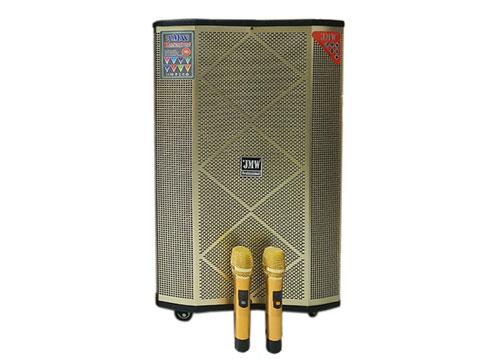 Loa kéo JMW HD-1521, loa di động karaoke 4.5 tấc, đời 2020