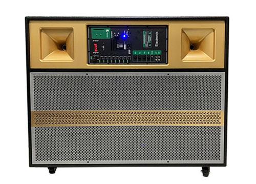 Loa kéo JMW J215T, dàn karaoke cao cấp, công suất đỉnh 1200W