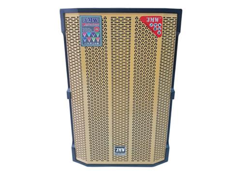 Loa kéo JMW J7000S, loa karaoke thùng gỗ 4,5 tấc, max 600W