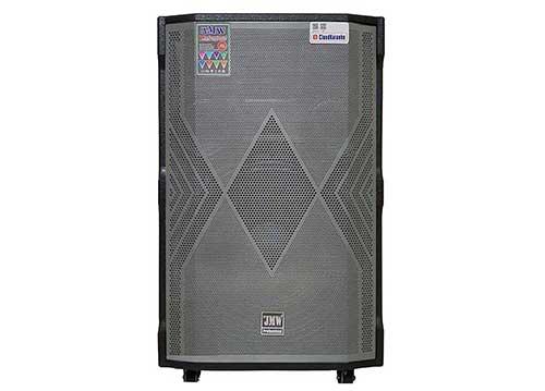 Loa kéo JMW J8000-A, loa karaoke cao cấp, bass 5 tấc