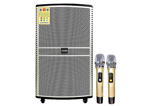 Loa kéo karaoke Acnos CB-1503 dành cho người yêu ca hát