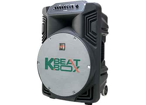 Loa kéo KBeatbox KB39Z, loa karaoke di động 5 in 1, max 450W
