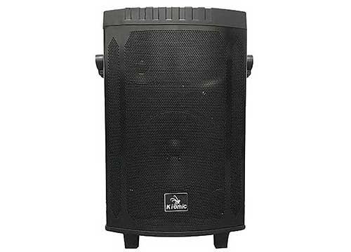 Loa kéo Kiomic K168, loa karaoke 3 tấc, công suất max 300W